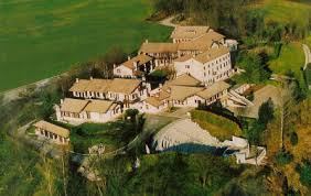 casa esercizi spiritualita' Santa Giustina